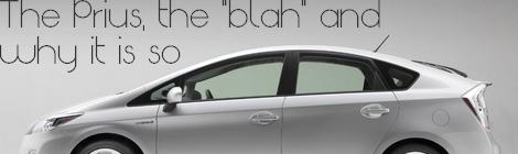 Prius blah